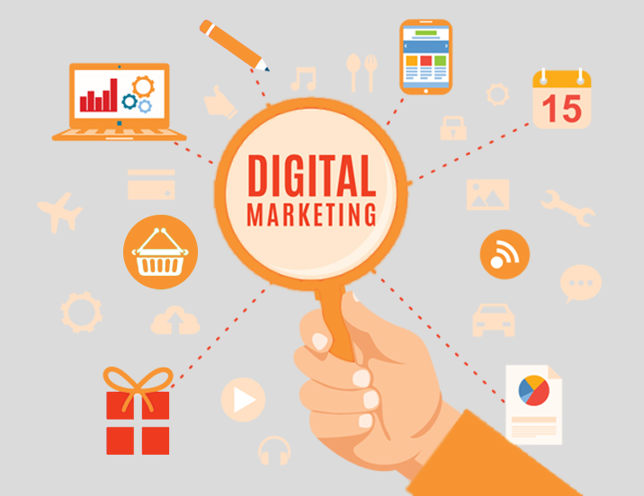 Digital Marketing to Promote Business